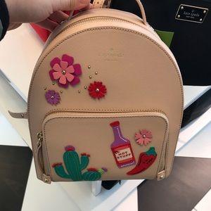 Kate Spade Cactus Backpack